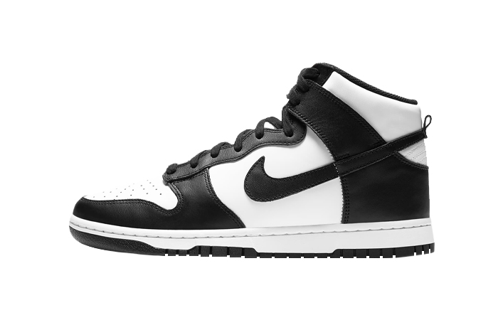 Nike Dunk High White Black DD1399-103 01