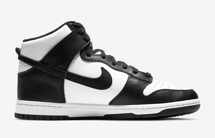 Nike Dunk High White Black DD1399-103 03