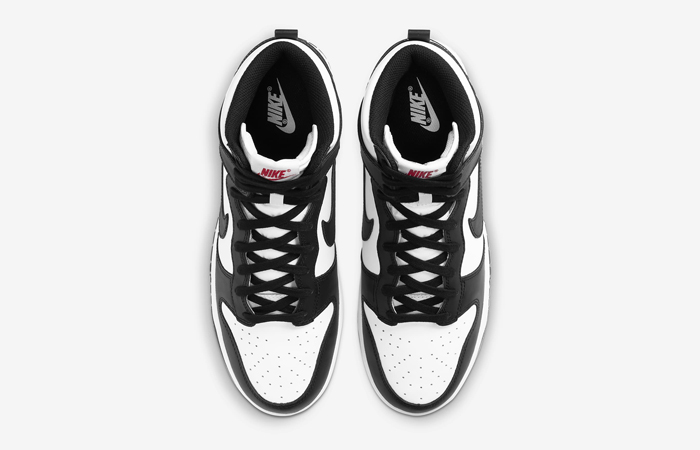 Nike Dunk High White Black DD1399-103 04
