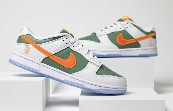 Nike Dunk Low NY vs NY Sage Green White DN2489-300 02