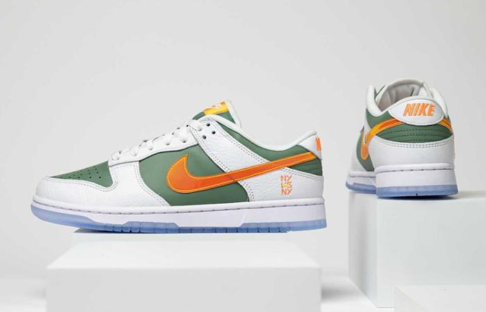 Nike Dunk Low NY vs NY Sage Green White DN2489-300 03