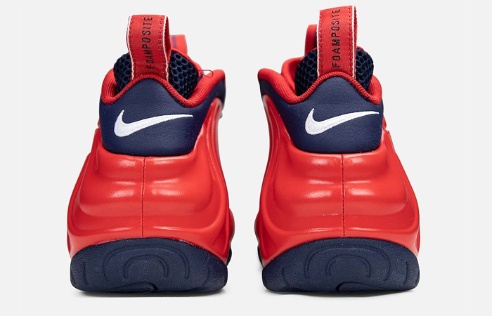 Nike Foamposite Pro USA Crimson Navy CZ1911-600 03