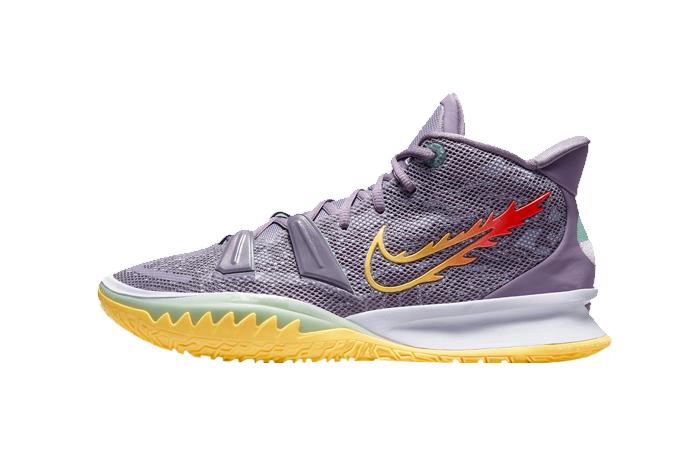 Nike Kyrie 7 Daybreak Citron CQ9326-500 01