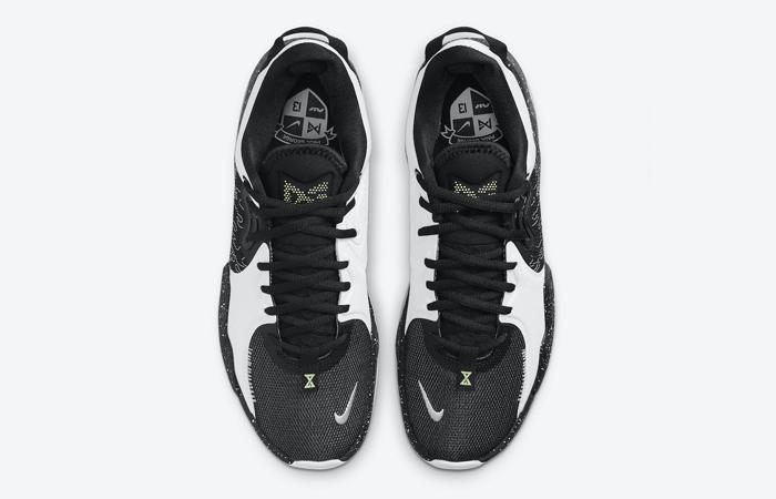 Nike PG 5 Black White CW3143-003 04