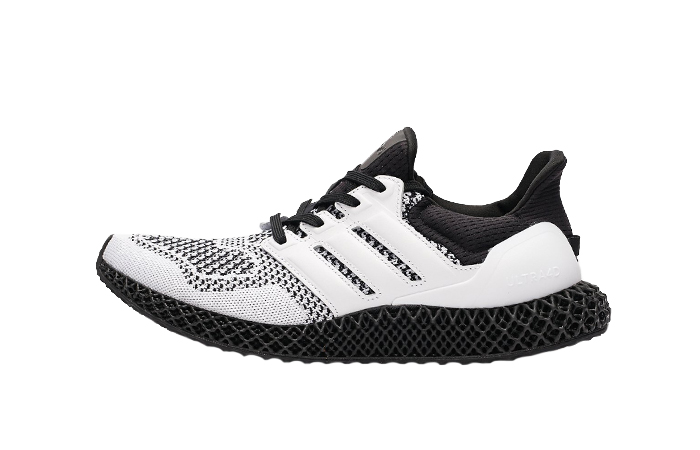 SNS adidas Ultra 4D Tee Time White Black FY7006 01
