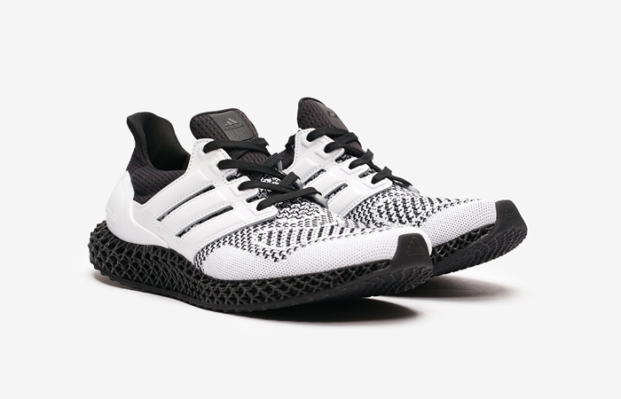 SNS adidas Ultra 4D Tee Time White Black FY7006 02