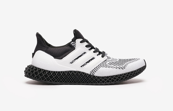 SNS adidas Ultra 4D Tee Time White Black FY7006 03