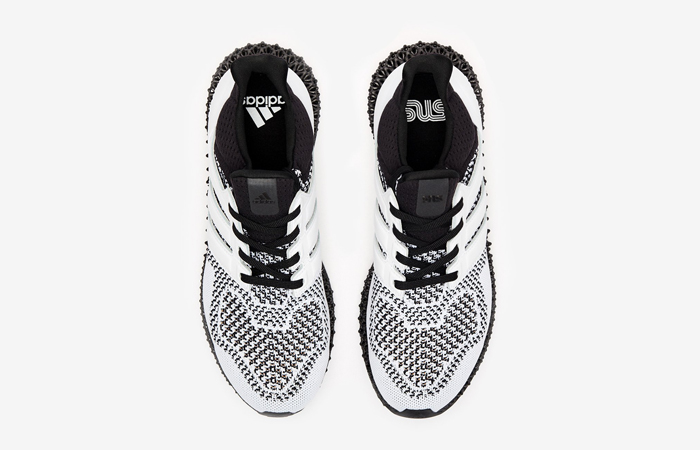 SNS adidas Ultra 4D Tee Time White Black FY7006 04