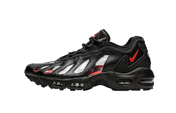 Supreme Nike Air Max 96 Black CV7652-002 01