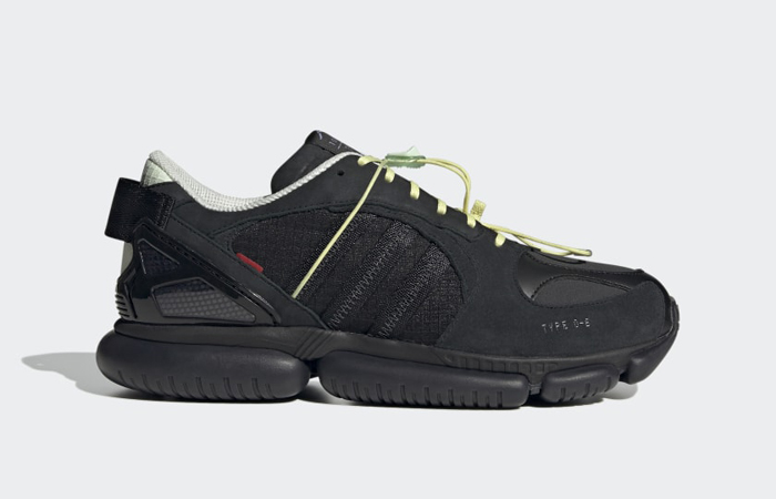 adidas Type 0-6 OAMC Core Black H04726 04