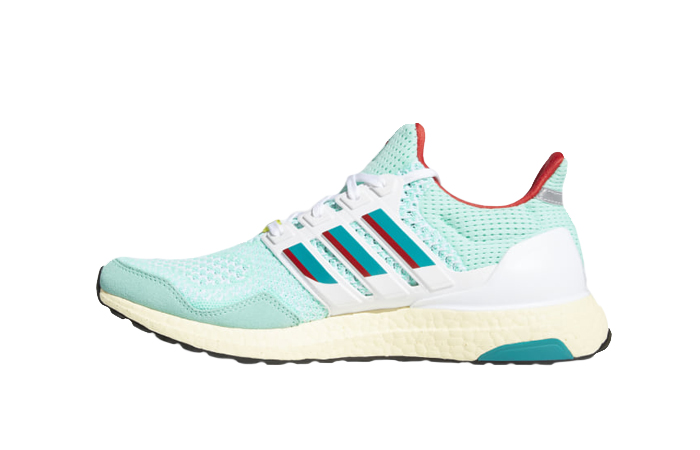 adidas Ultra Boost DNA 1.0 ZX 9000 Bahia Mint H05264 01