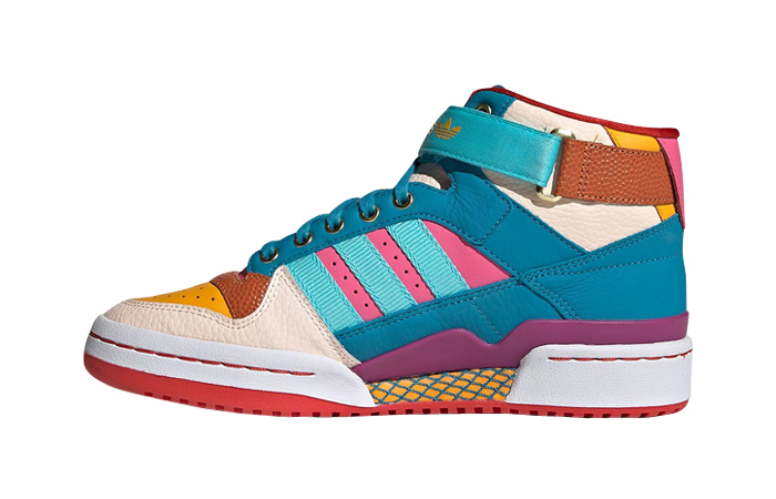 Adidas Forum Mid Seed Team Gold GV7673 featured image