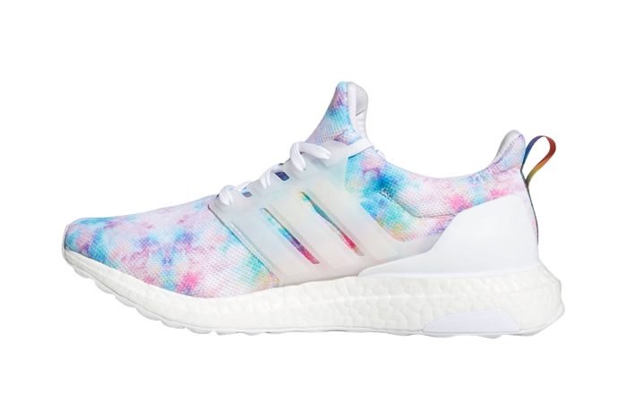 Adidas UltraBOOST 4.0 Tie Dye Rose GZ7098 featured image