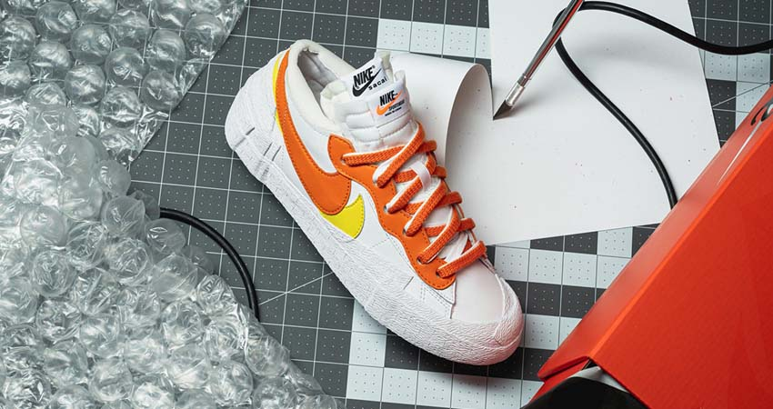 Buying Guide for sacai Nike Blazer Low Pack 01