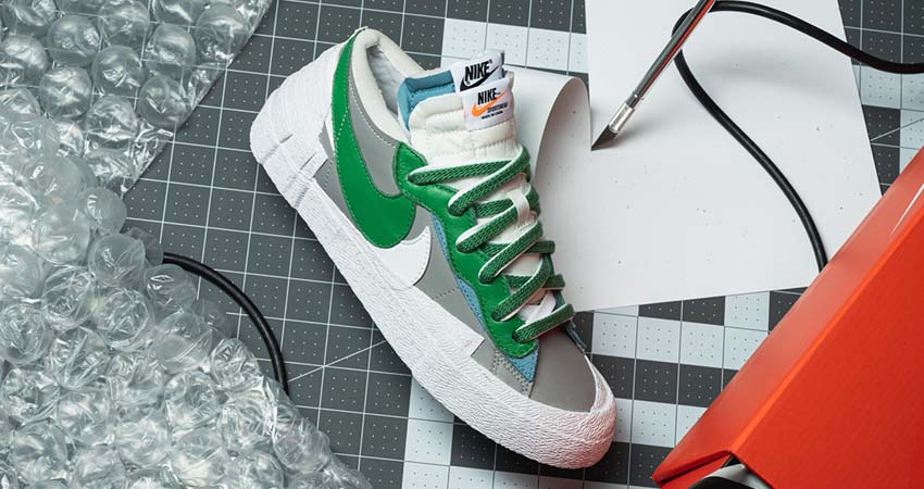 Buying Guide for sacai Nike Blazer Low Pack 02