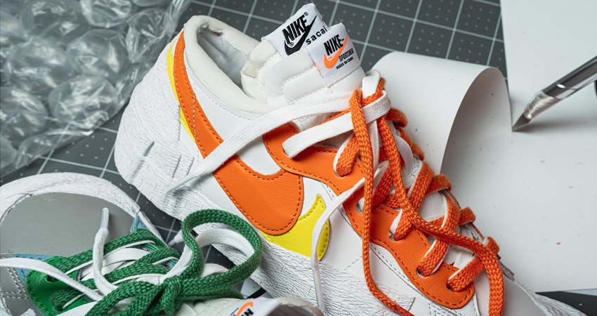Buying Guide for sacai Nike Blazer Low Pack 03