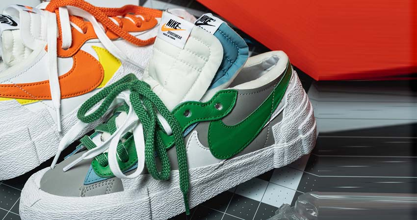 Buying Guide for sacai Nike Blazer Low Pack 04