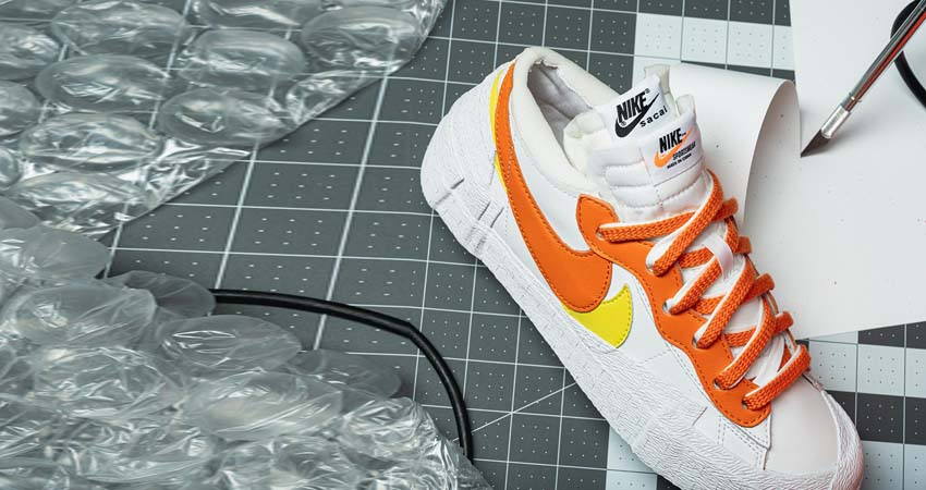 Buying Guide for sacai Nike Blazer Low Pack 05