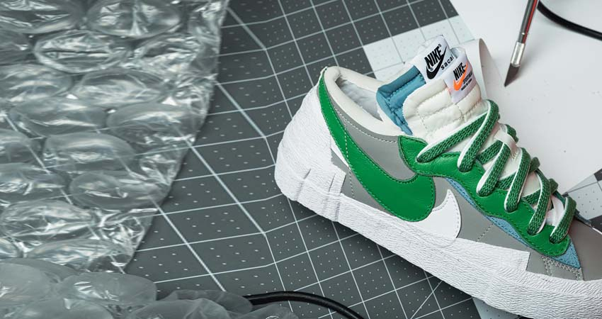 Buying Guide for sacai Nike Blazer Low Pack 06