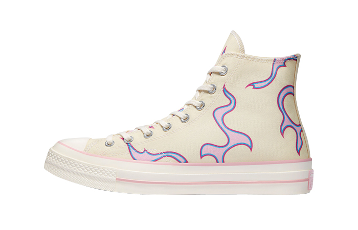 Golf Le Fleur Converse Chuck 70 Yellow Flame 172398C featured image