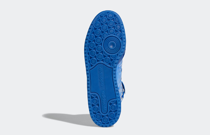 Jeremy Scott adidas Forum High Blue G54995 down