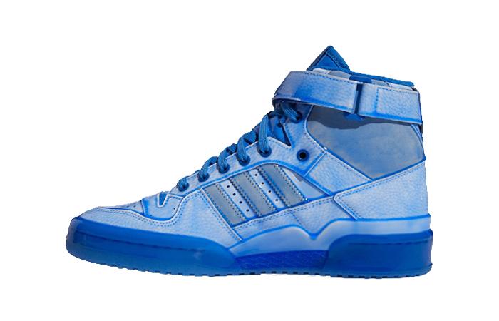 Jeremy Scott adidas Forum High Blue G54995 featured image