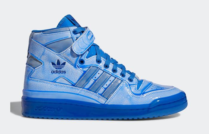 Jeremy Scott adidas Forum High Blue G54995 right