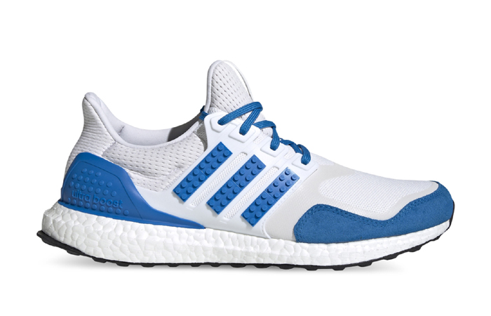 Lego adidas Ultra Boost DNA White Blue H67952 right