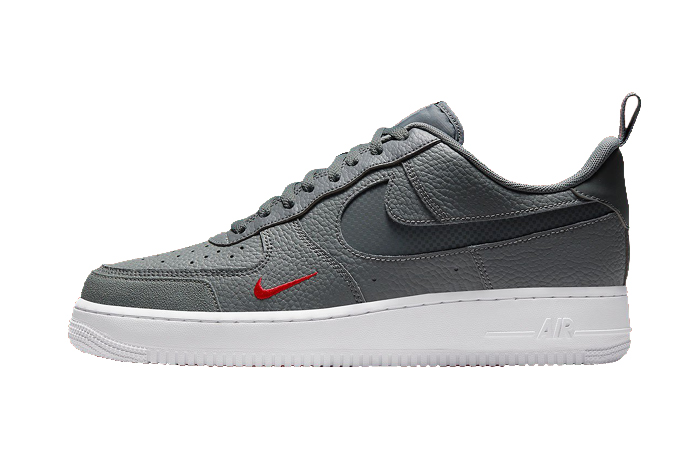 Nike Air Force 1 Grey White DN4433-001 featured image