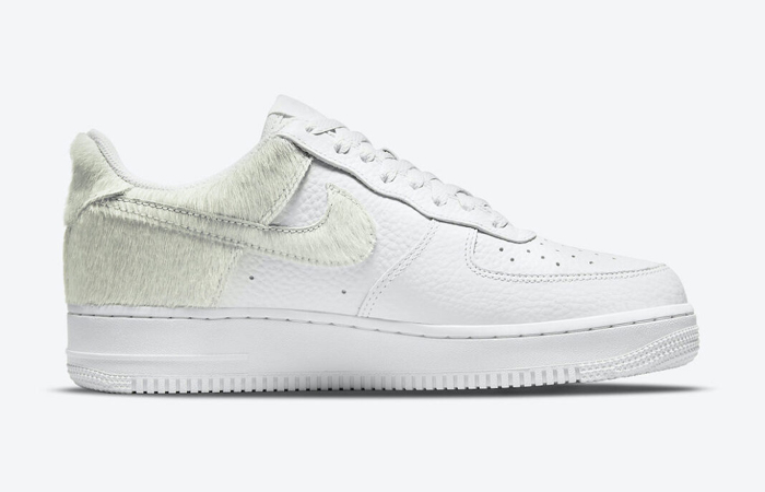 Nike Air Force 1 Low Photon Dust White DM9088-001 right