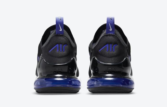 Nike Air Max 270 Persian Violet DN5464-001 back