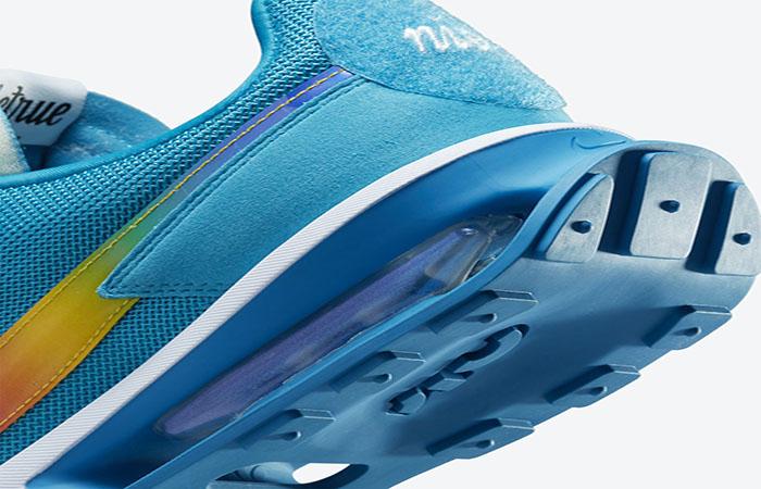 Nike Air Max 270 Pre-Day Blue Multi DD3025-400 close part