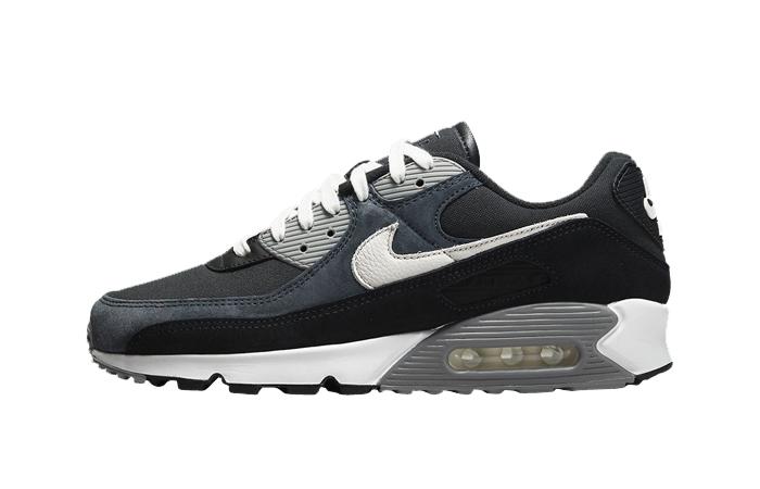 Nike Air Max 90 Premium Black DA1641-003 featured image