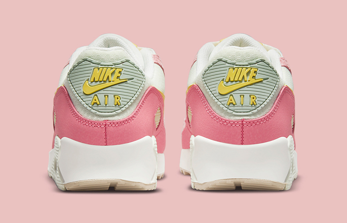 Nike Air Max 90 Sea Glass Womens DM9465-001 back
