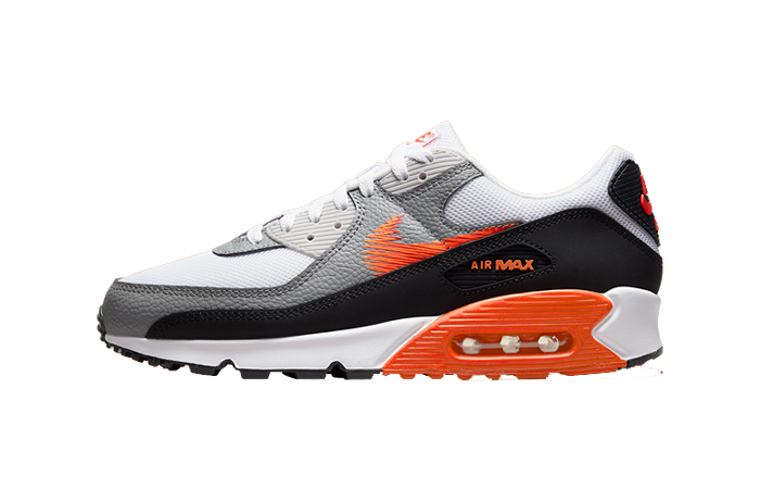 Nike Air Max 90 Zig Zag Grey White DN4927-100 featured image