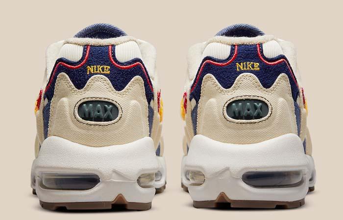 Nike Air Max 96 II QS Beach DJ6742-200 back