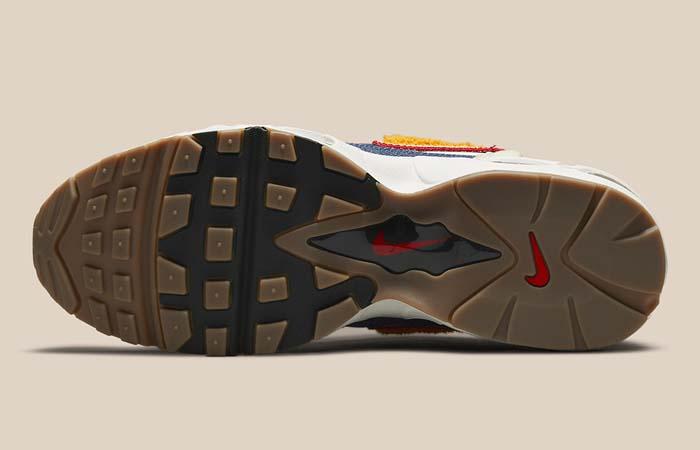 Nike Air Max 96 II QS Beach DJ6742-200 down