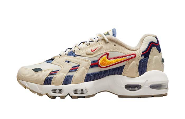Nike Air Max 96 II QS Beach DJ6742-200 featured image