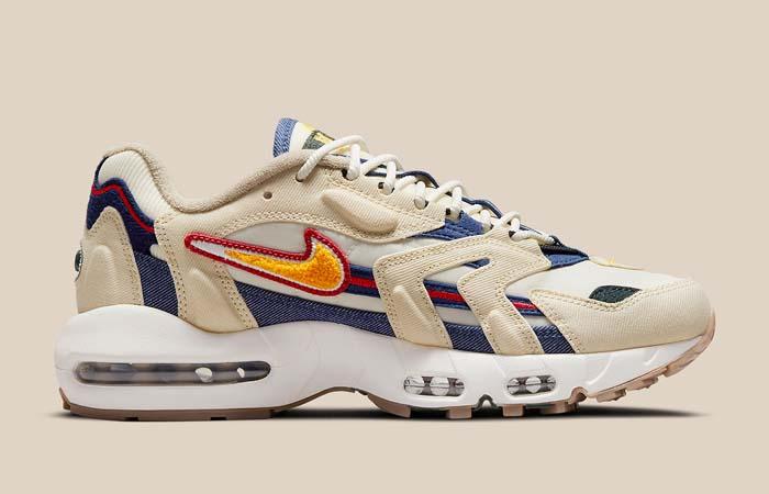 Nike Air Max 96 II QS Beach DJ6742-200 right