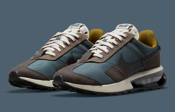 Nike Air Max Pre-Day Muted Earth DC5330-301 front corner