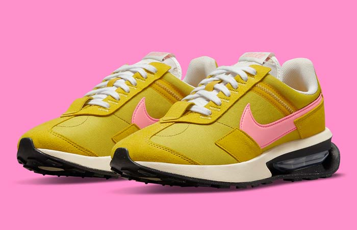 Nike Air Max Pre-Day Yellow Pink DH5676-300 Front corner