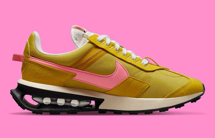 Nike Air Max Pre-Day Yellow Pink DH5676-300 right