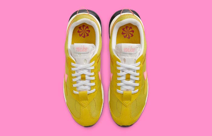 Nike Air Max Pre-Day Yellow Pink DH5676-300 up