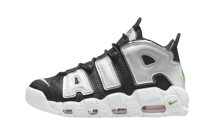 Nike Air More Uptempo Black White DN8008-001 featured image