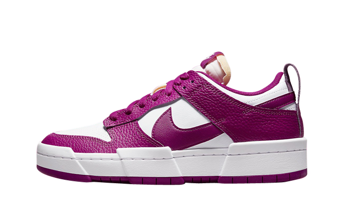 Nike Dunk Low Disrupt Cactus Flower Womens DN5065-100 featured image