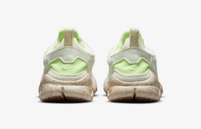 Nike Free Run Trail Pineapple CZ9079-100 back