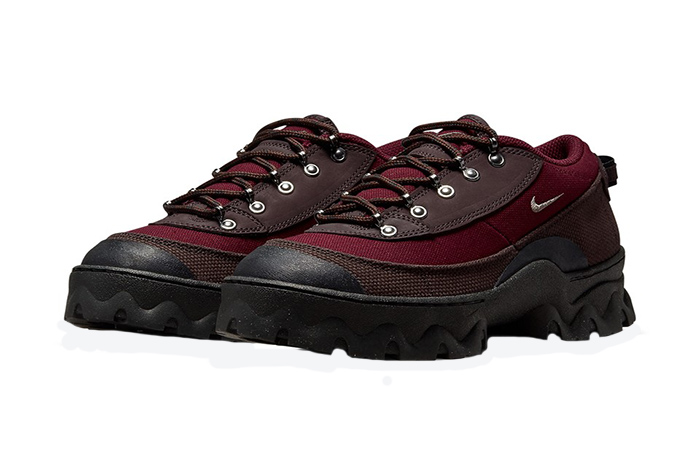 Nike Lahar Low Madeira Beetroot DD0060-201 front