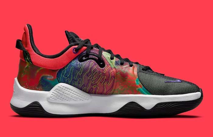 Nike PG 5 Multi CW3143-600 right