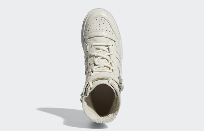 adidas Triple Platforum Hi Off White Womens S42803 up