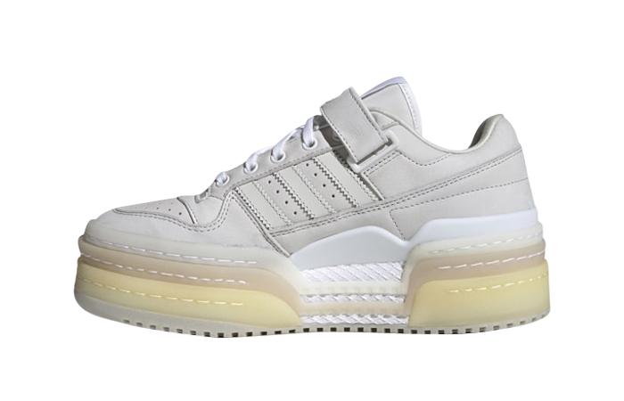 adidas Triple Platforum Lo Crystal White GZ8644 featured image